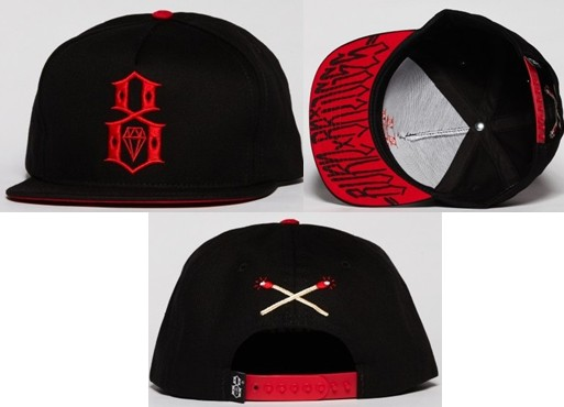 Rebel8 Snapbacks Hat SF 2